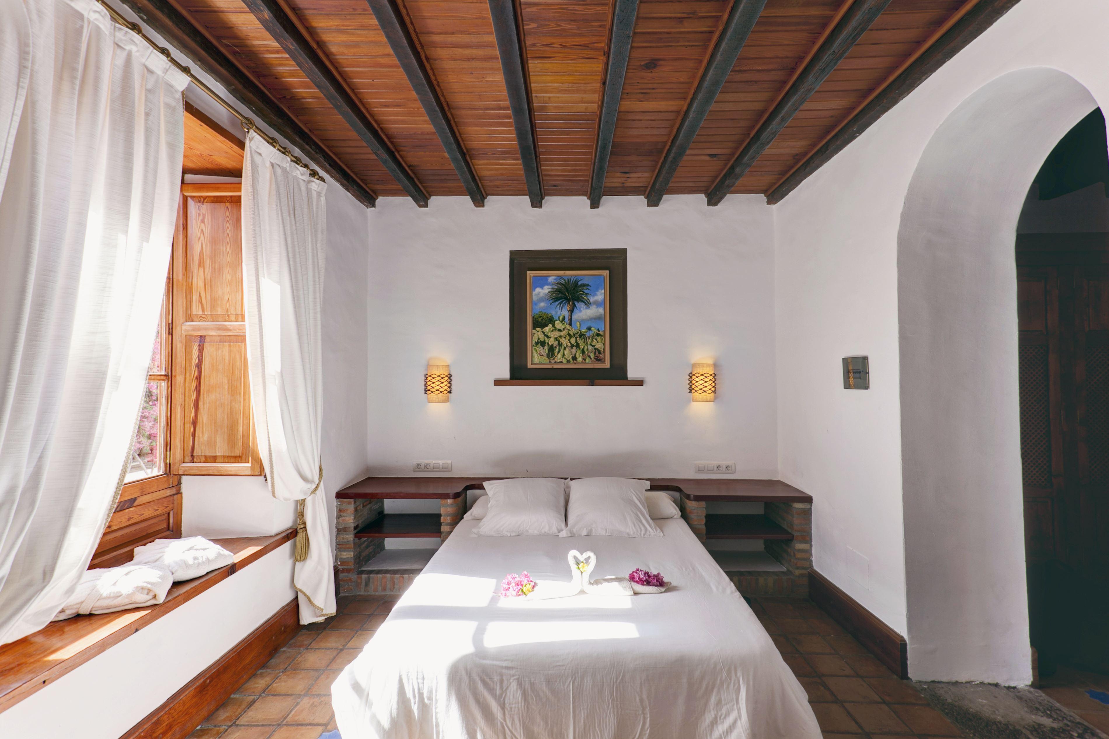 Hotell La Casona de Yaiza: Konst, natur och det äkta Lanzarote!