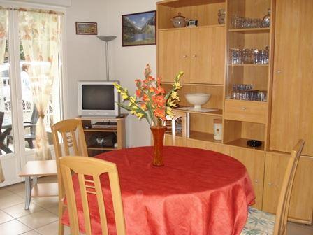 AGM296 - Appartement dans résidence récente à Gez-Argelès