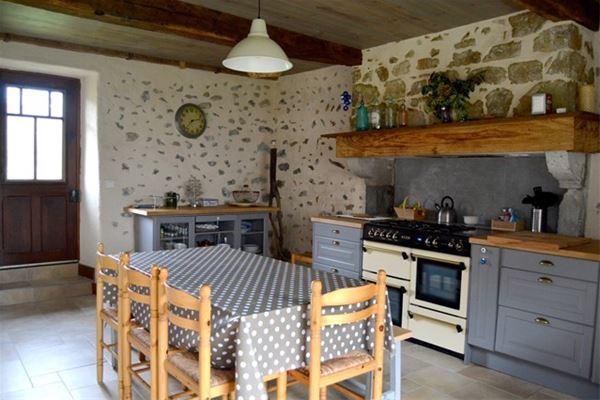 HPM140 - Belle maison indépendante et chaleureuse