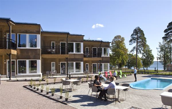 Nya Engeltofta Sea Lodge hotell