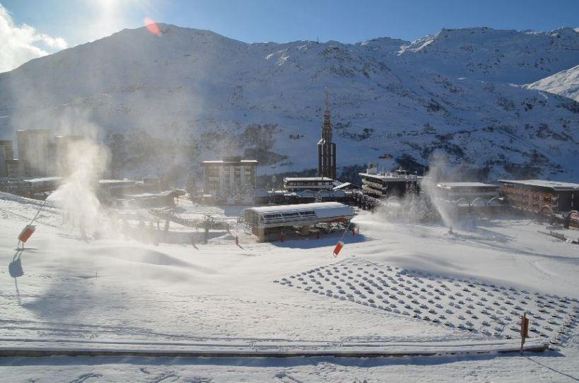 Studio 3 Pers skis aux pieds / ARAVIS 514