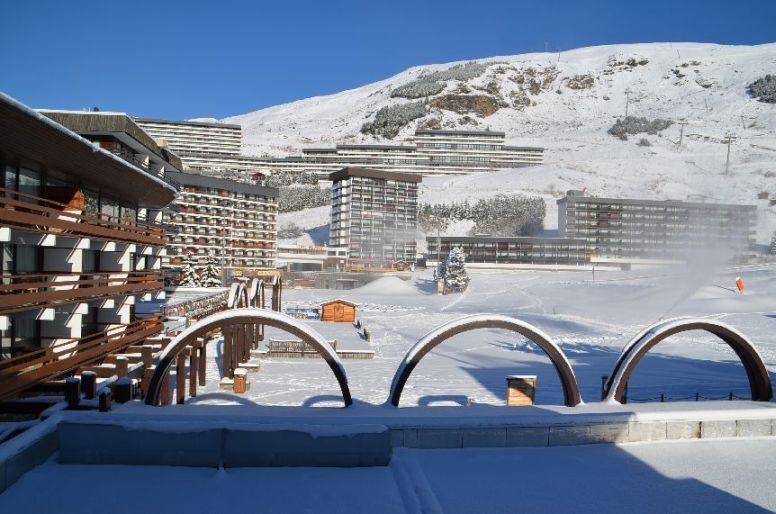2 Pièces 4 Pers skis aux pieds / BEAUFORTAIN 24