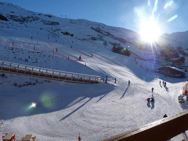 2 Room + cabin 5 pers ski-in ski-out / CARLINES II 38 B
