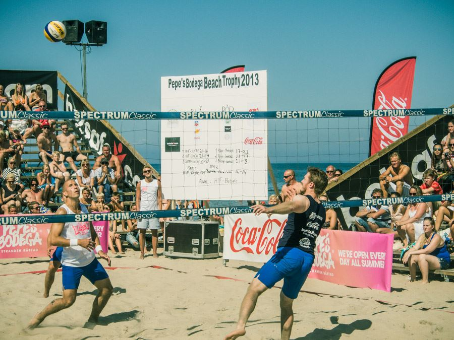 Pepes Bodega Beach Trophy