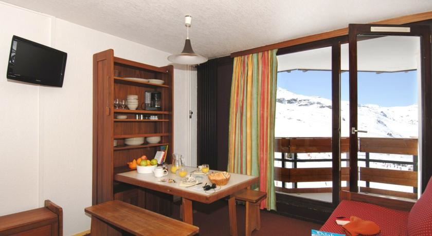 Residence Tourotel - Apartment - 2 rooms + Cabin - 6 Persons (ABR)