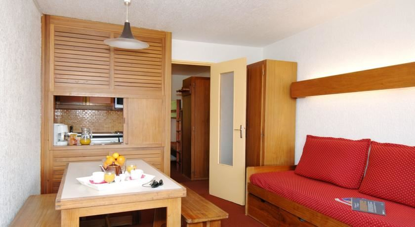 Apartement 2 rooms 6 persons saturday-saturday - RESIDENCE TOUROTEL