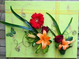 L'atelier floral de Violetta à St-Denis (enfants)