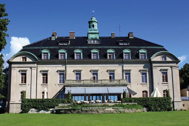 © Örenäs slott, Örenäs slott restaurang (Schlossrestaurant Örenäs)