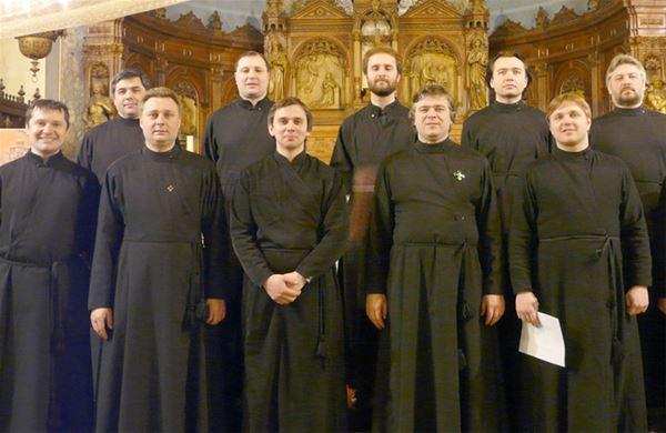 """Concert """"Un Noël Russe"""" - Le Choeur d'hommes Vyssoko-Petrovsky de Moscou"""