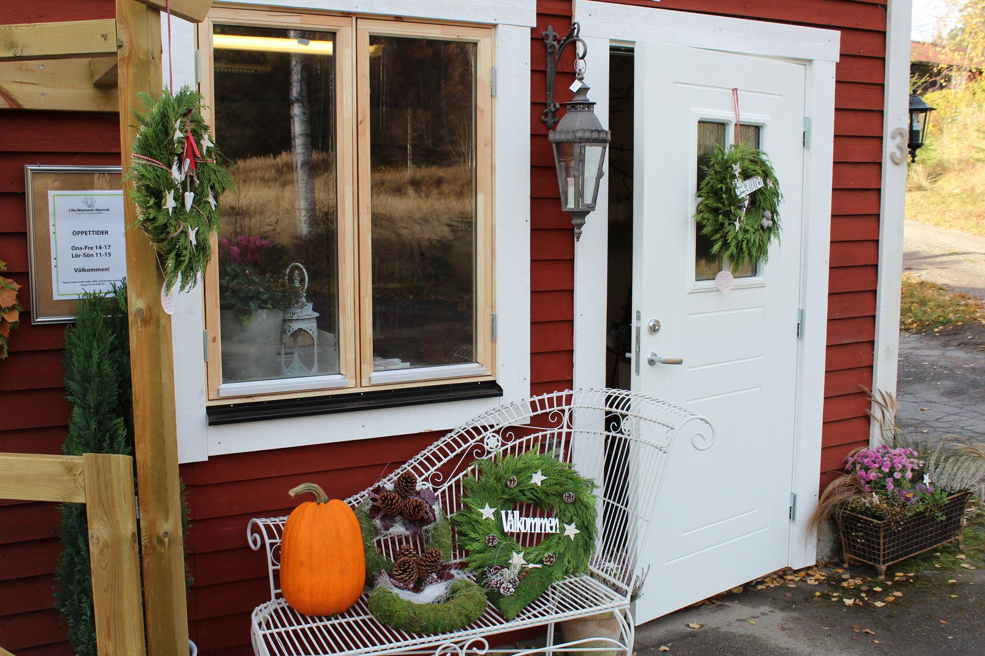 Lilla Wextverk i Norrvik