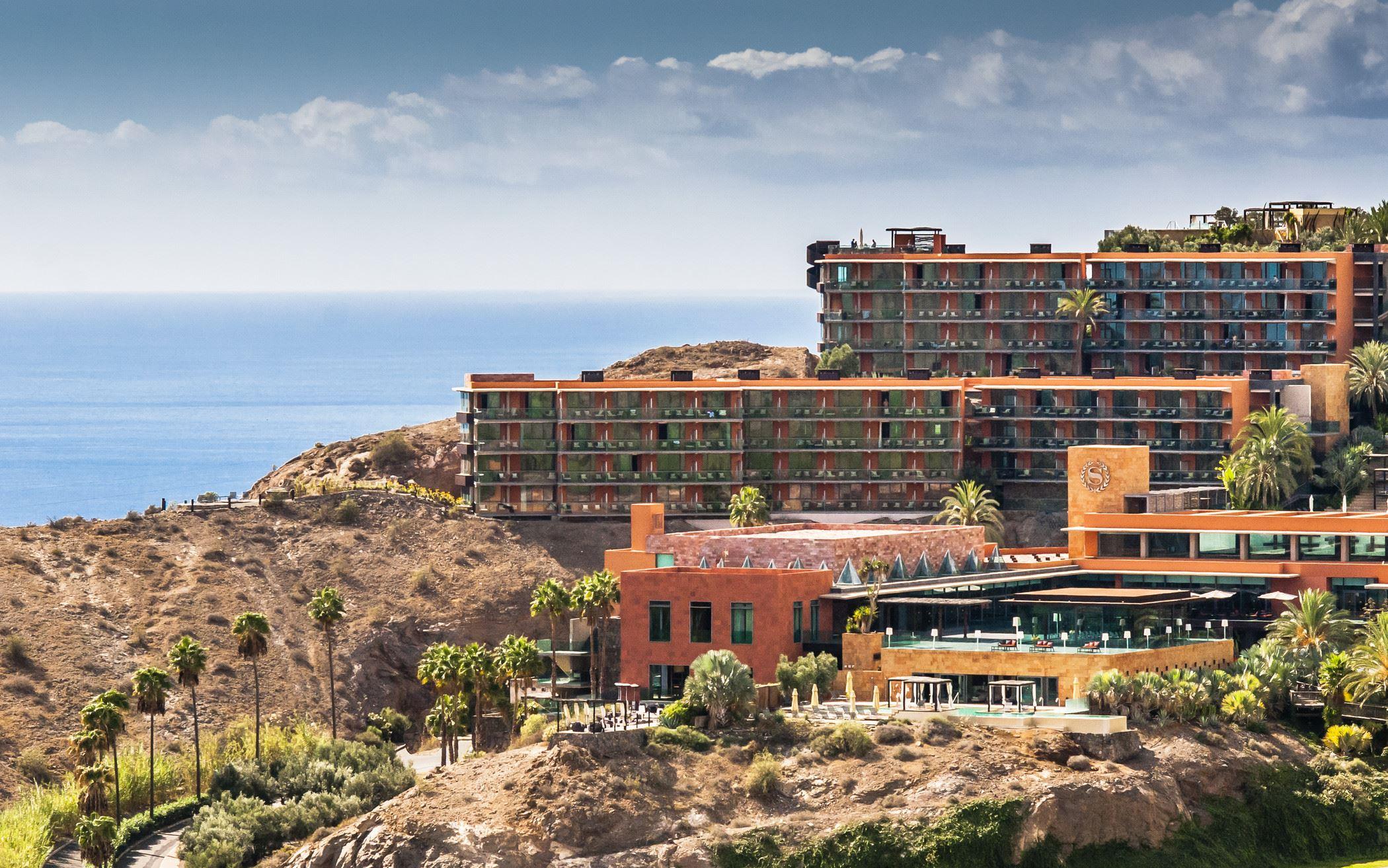 Hotell Sheraton Gran Canaria Salobre Golf Resort: Unikt läge i bergen – för golfälskaren