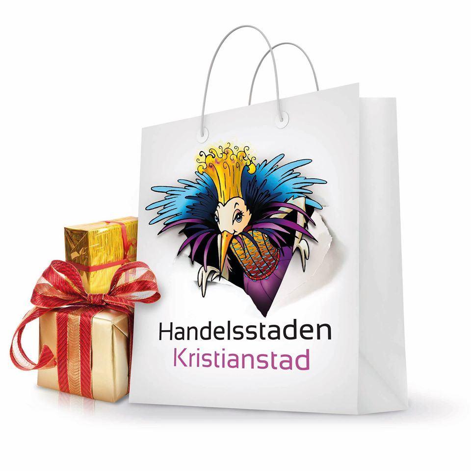 Julshopping i Handelsstaden Kristianstad