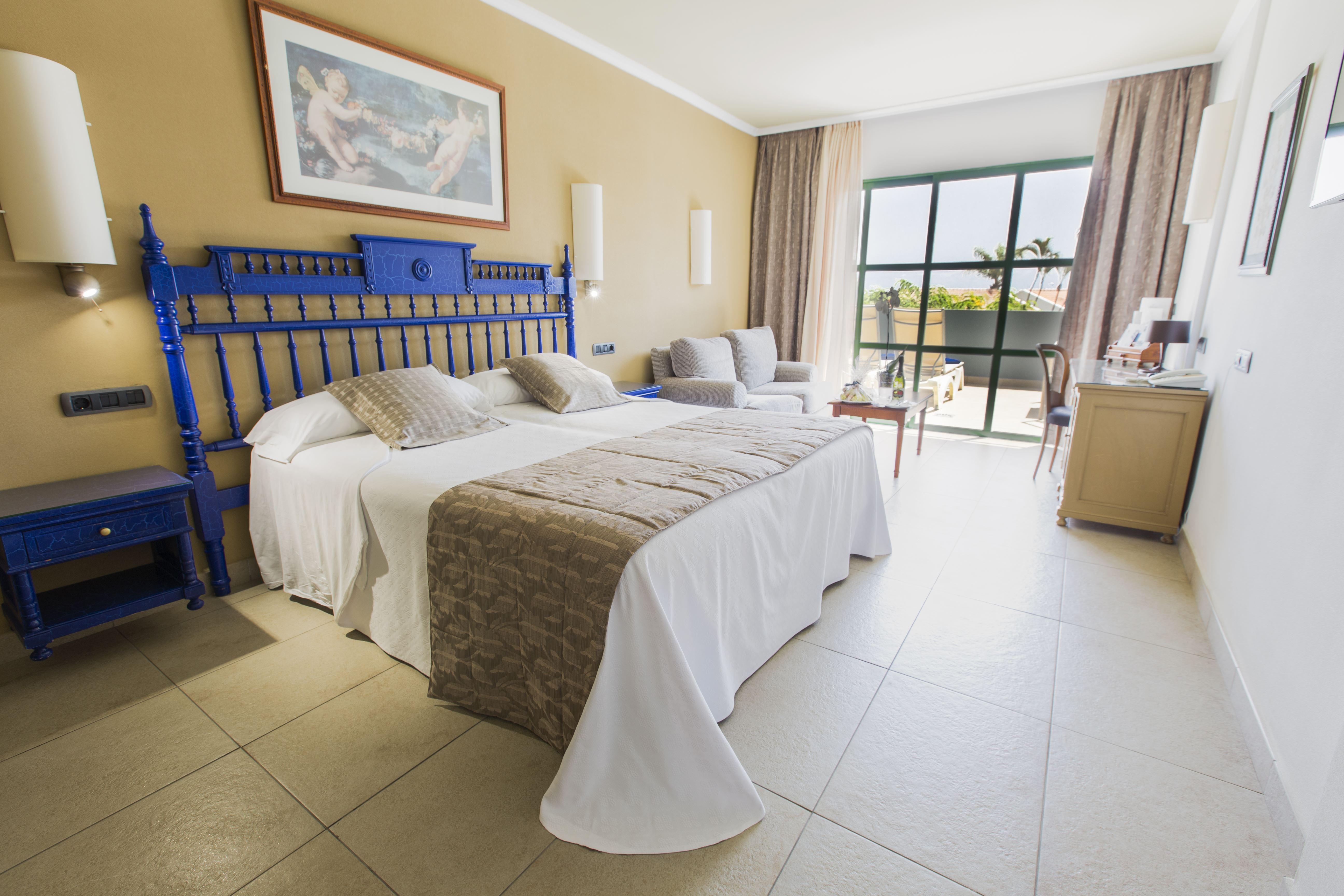 Dubbelrum superior Hotell Colon Guanahany, Playa de las Americas Teneriffa