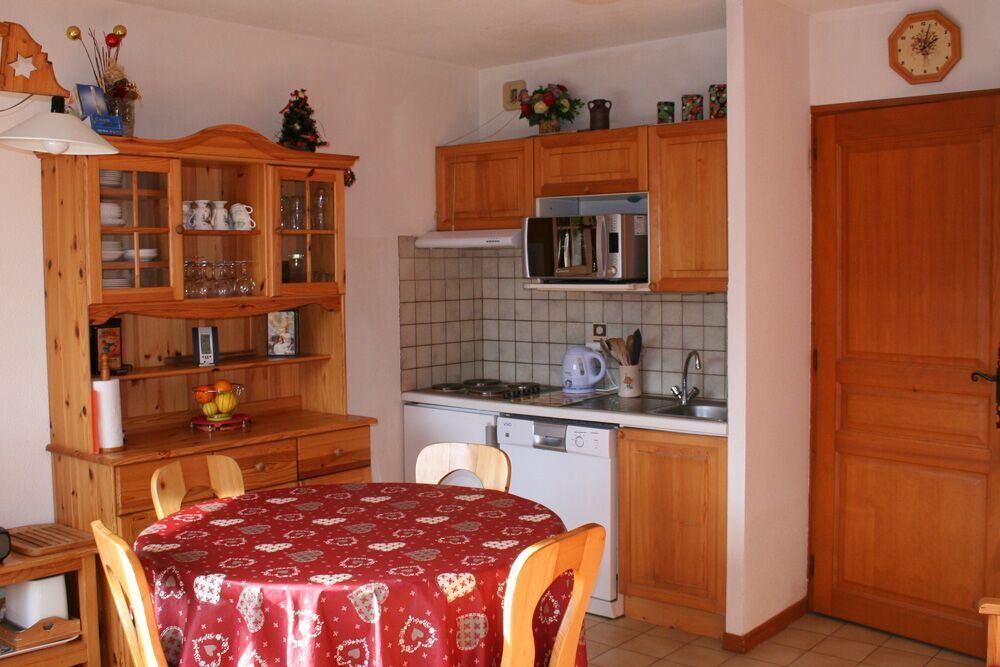 Soleil de Minuit n°2 - 1 room+ cabin - 4 people - 33m²