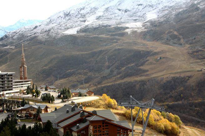 3 Pièces 8 Pers skis aux pieds / LES LAUZES D1