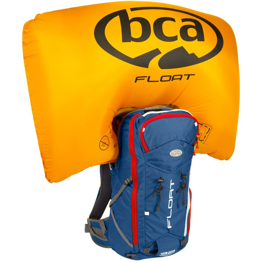 02. Airback Backpack BCA Float
