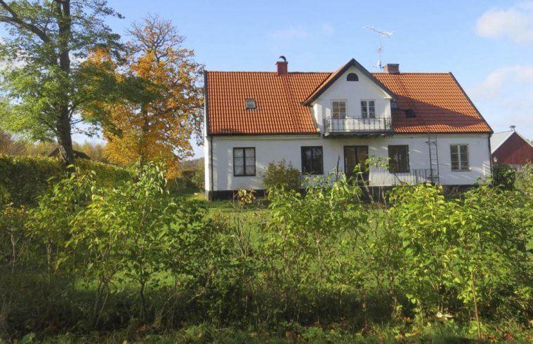 Hus på Brösarpsgården - Brösarps Backar