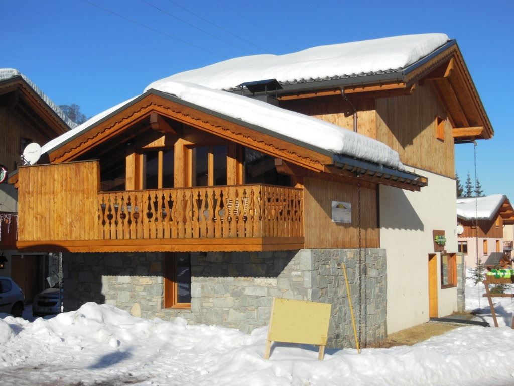 Chalet 7 Pièces 12 Pers / CHALET GREEN