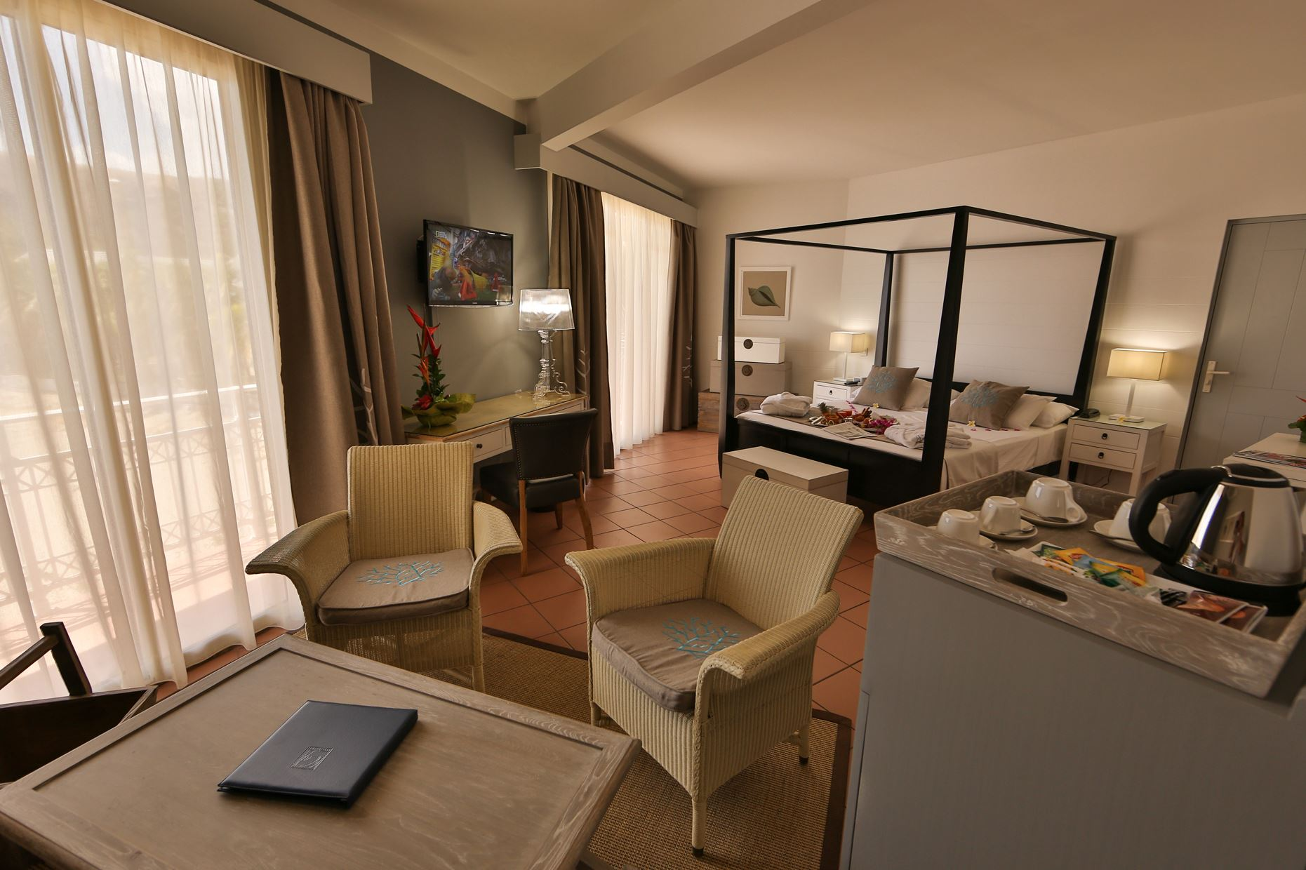 Boucan Canot Hotel