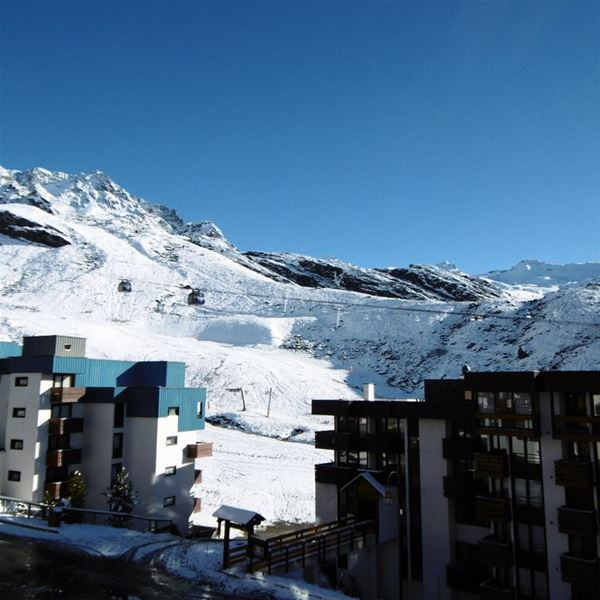 HAUTS DE CHAVIERE A9 / 2 ROOMS 6 PERSONS - 3 BRONZE SNOWFLAKES - CI