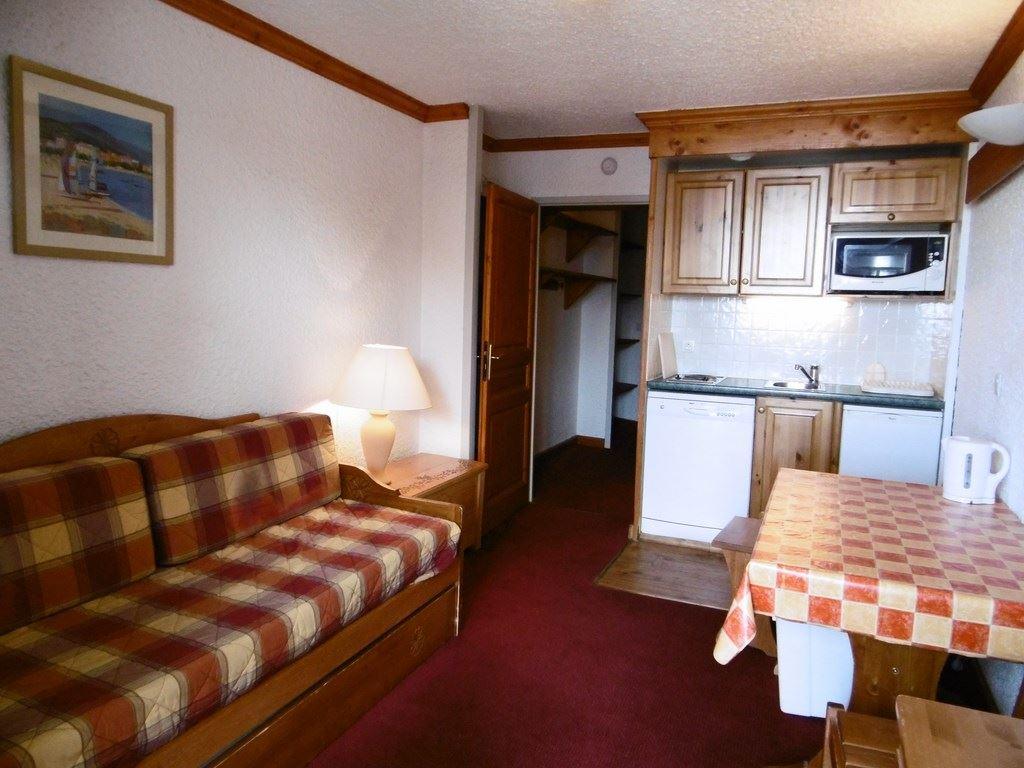 LES HAUTS DE LA VANOISE 103 / 1 room 2 people