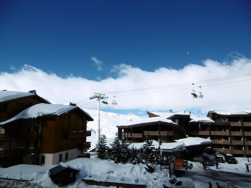 LES HAUTS DE LA VANOISE 103 / STUDIO 2 PEOPLE - 3 SNOW FLAKES SILVER - CI