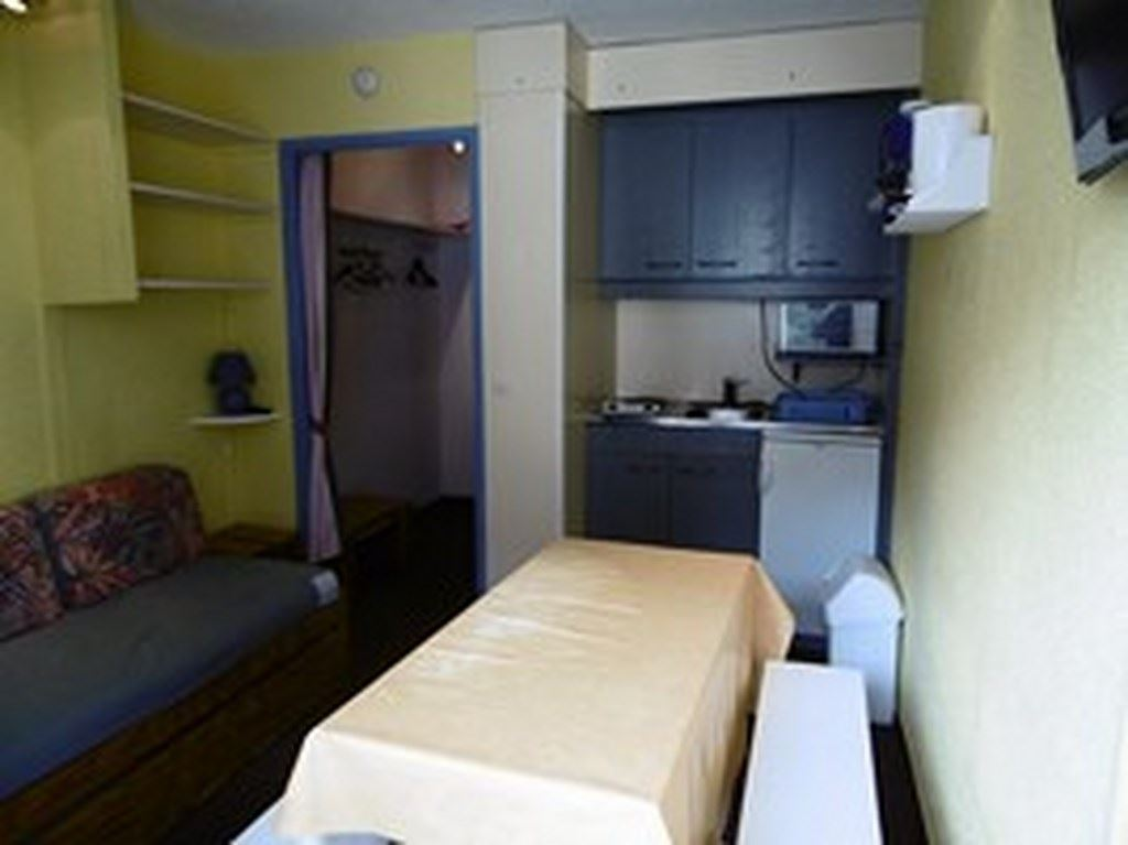 LES HAUTS DE LA VANOISE 419 / 1 room 2 people