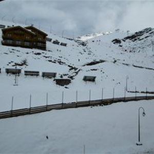 ROCHE BLANCHE 54 / STUDIO 2 PERSONS - 2 BRONZE SNOWFLAKES - CI
