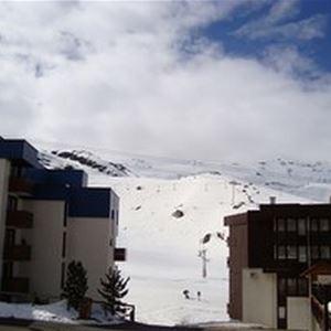 SCHUSS 2 / STUDIO 4 PERSONS - 1 BRONZE SNOWFLAKE - CI