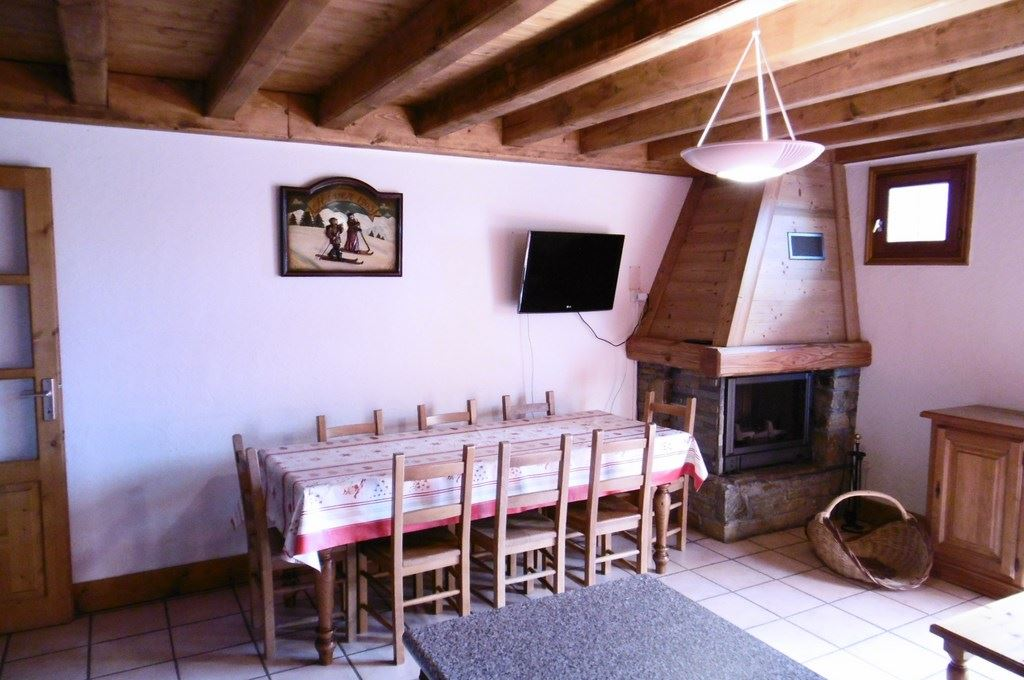 CHALET LES TROLLES 1 / 4 rooms 8 people