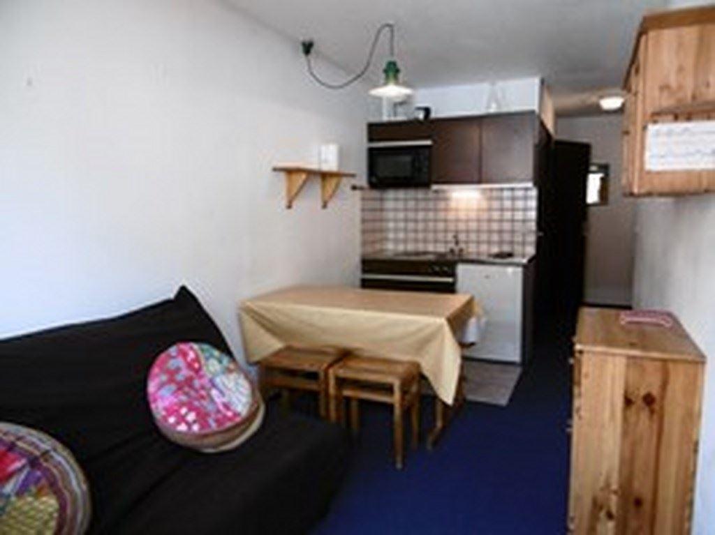 LA VANOISE 378 / 1 room 3 people