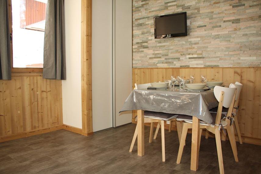 4 Pers Studio ski-in ski-out / SKI SOLEIL 2709