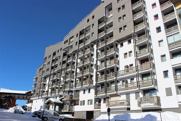 LAUZIERES 518 / APARTMENT 2 ROOMS CABIN 4 PERSONS - 1 BRONZE SNOWFLAKE - VTI