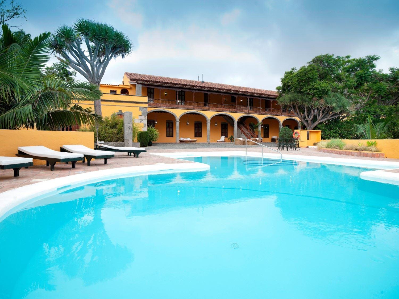 Pool på Hotell Christina, Las Palmas Gran Canaria
