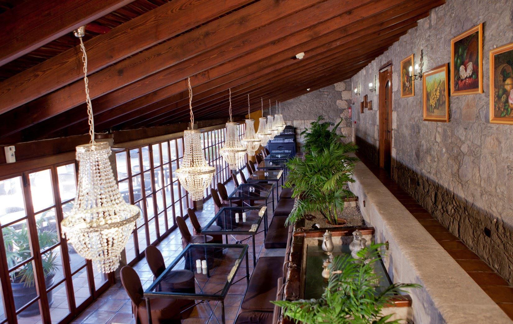 Restaurang på Hotell Christina, Las Palmas Gran Canaria