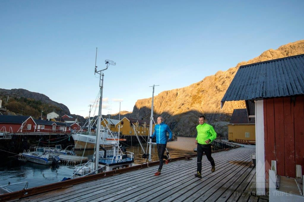 Kai-Otto Melau, The Arctic Triple - Lofoten Ultratrail