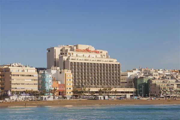 Hotell Cristina, Las Palmas Gran Canaria