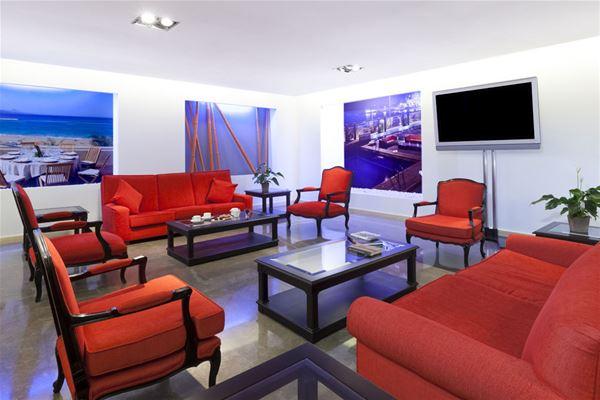 Interiör Hotell Cristina, Las Palmas Gran Canaria