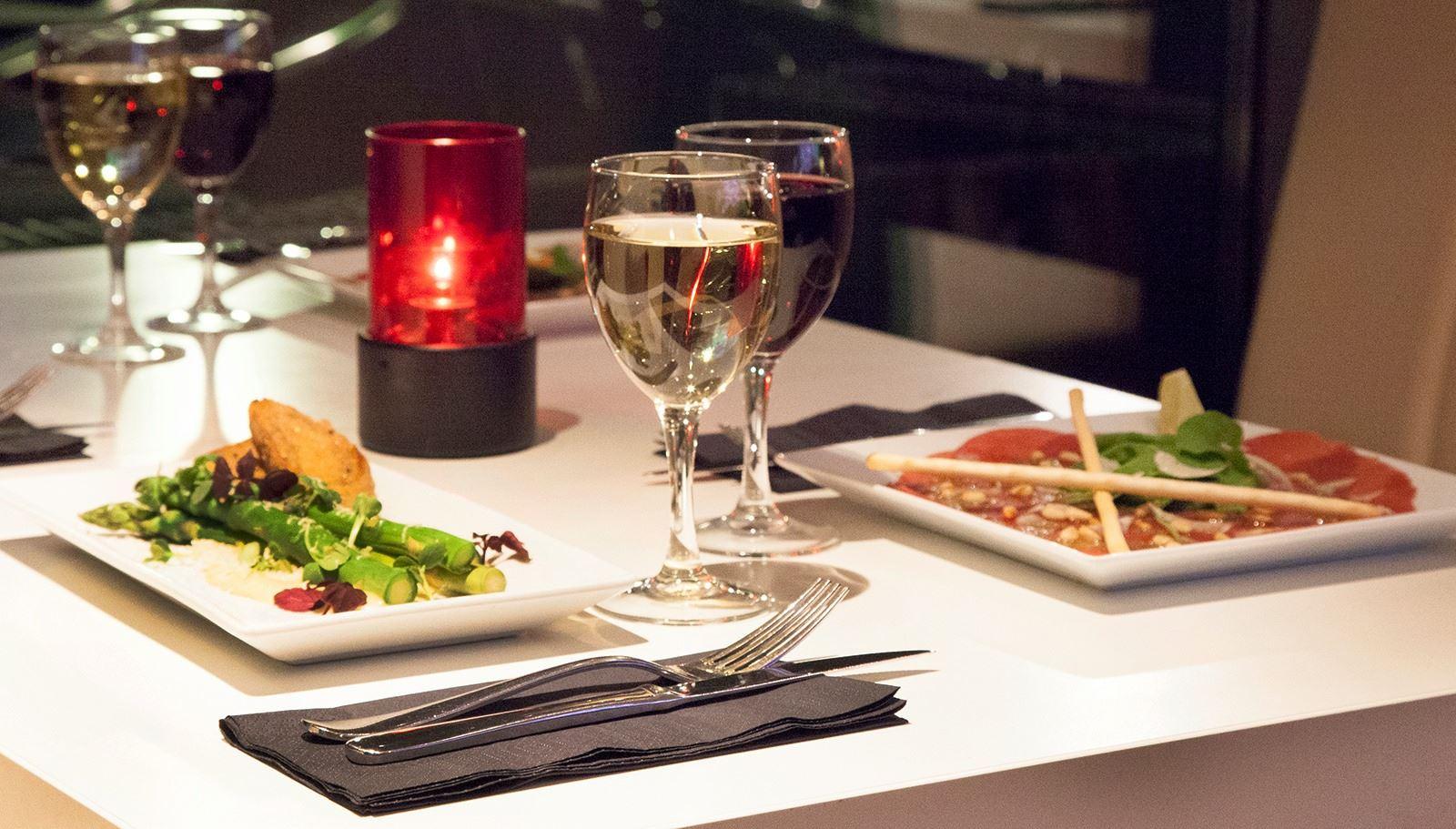 Restaurang 4 Krogar vid sjön - 4 Restaurants am See