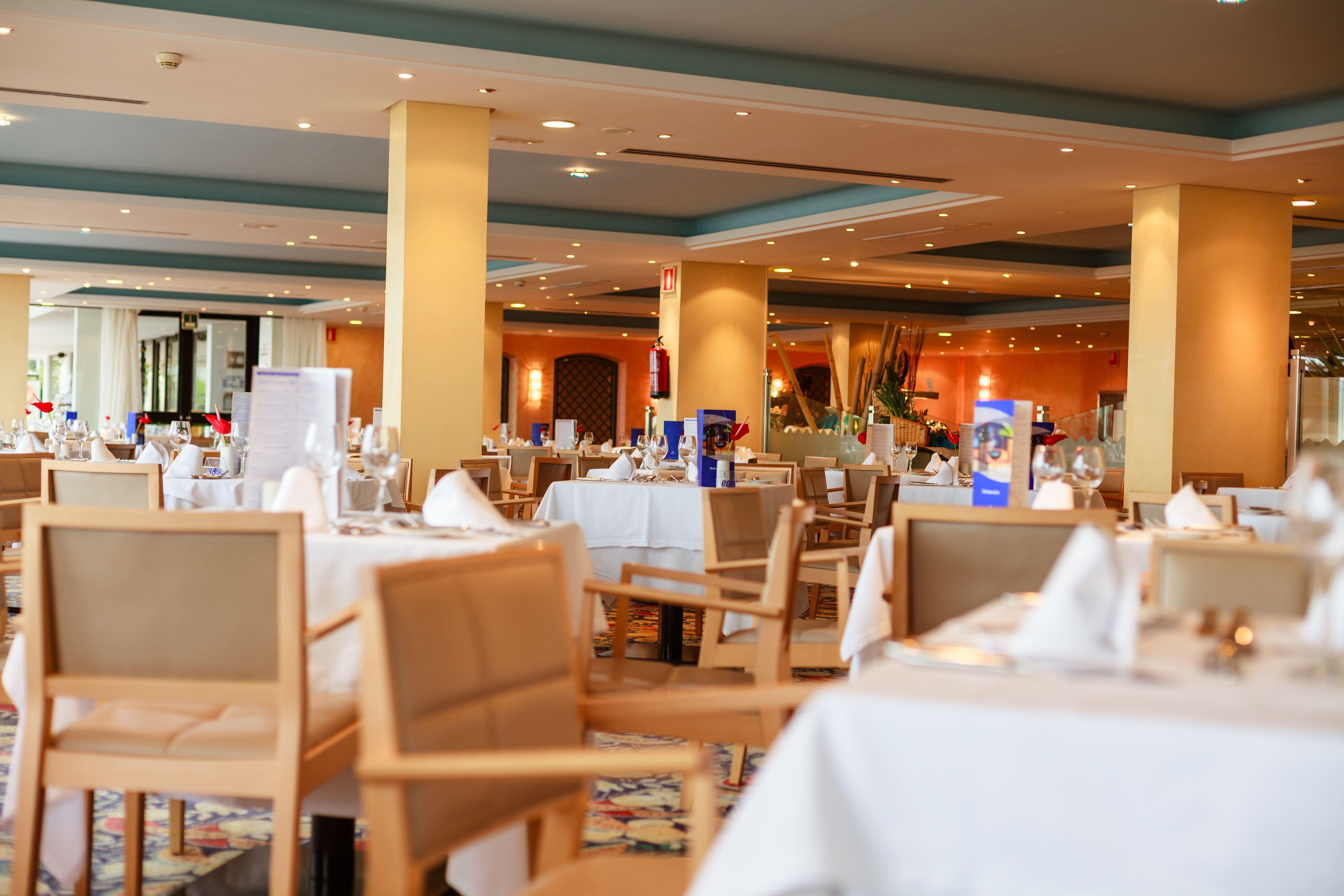 Restaurang, IFA Faro Hotell, Maspalomas Gran Canaria, Signaturresor