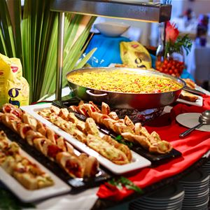 Middag på IFA Faro Hotell, Maspalomas Gran Canaria, Signaturresor