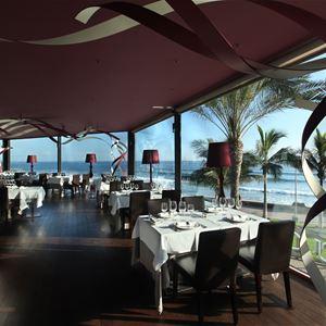 Restaurang på Hotell Lopesan Costa Meloneras Resort, Spa & Casino, Meloneras Gran Canaria