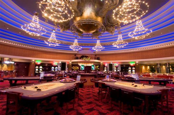 Casino på Hotell Lopesan Costa Meloneras Resort, Spa & Casino, Meloneras Gran Canaria