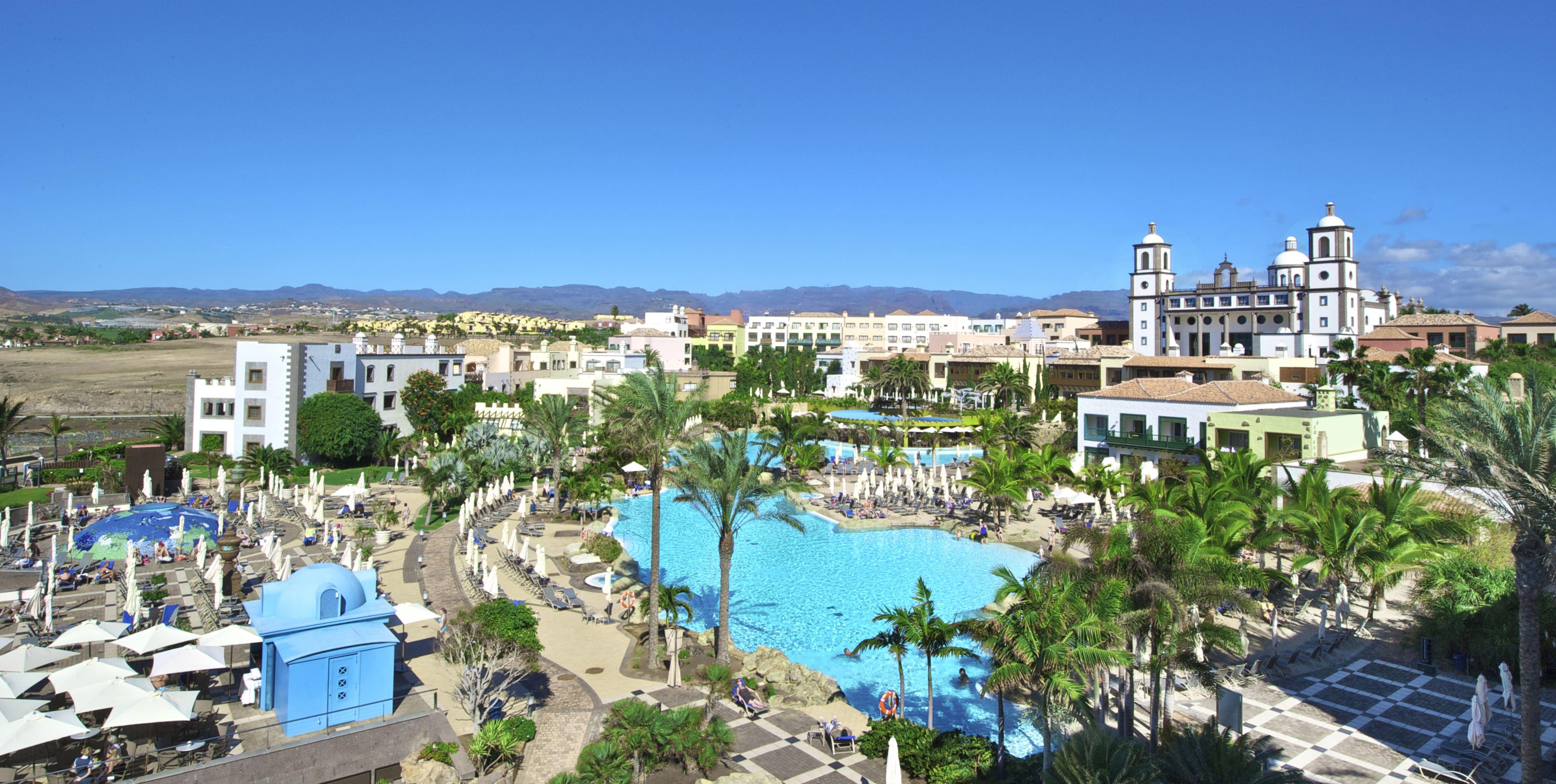 Hotell Lopesan Villa del Conde Resort & Corallium Thalasso, Meloneras Gran Canaria