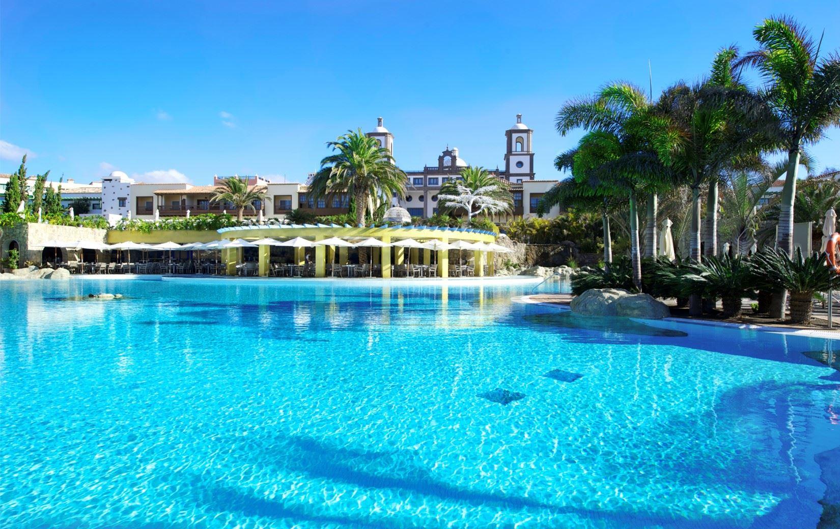 Pool Hotell Lopesan Villa del Conde Resort & Corallium Thalasso, Meloneras Gran Canaria
