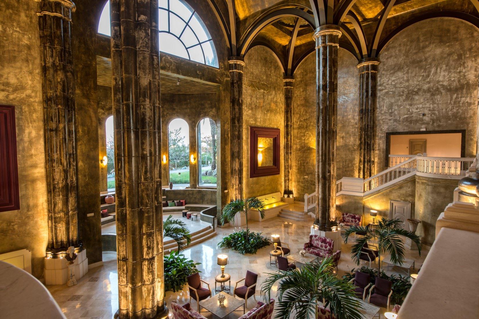 Interiör Hotell Lopesan Villa del Conde Resort & Corallium Thalasso, Meloneras Gran Canaria