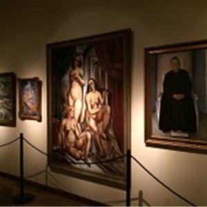 Utställning: Konst ur samlingarna