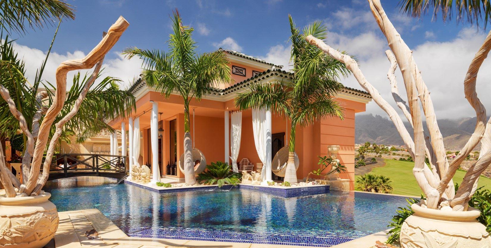 Reception Royal Garden Villas, Adeje Teneriffa