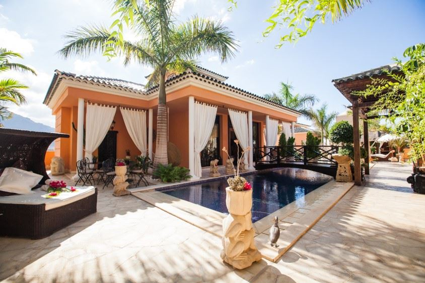 Royal Garden Villas, Adeje Teneriffa
