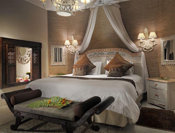 Dormitorio Majestic Royal Garden Villas, Adeje Teneriffa